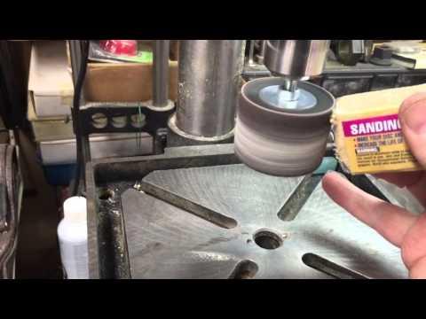 Sanding Belt Cleaner