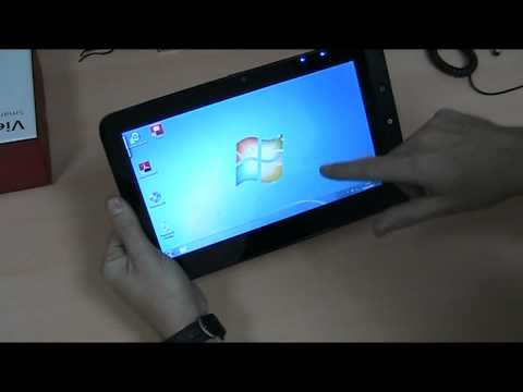 Viewsonic Viewpad 10 hands-on