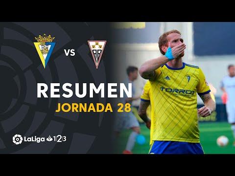 Resumen de Cádiz CF vs Albacete BP (1-0)