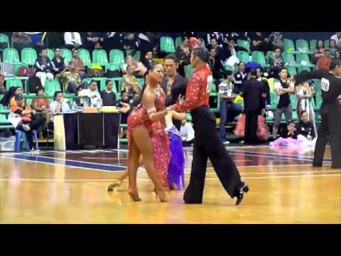 Philippine National Amature Latin Semi Finals Dancesports Oct 23 2010