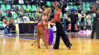 philippine National amature latin semi finals dancesports oct 23 2010