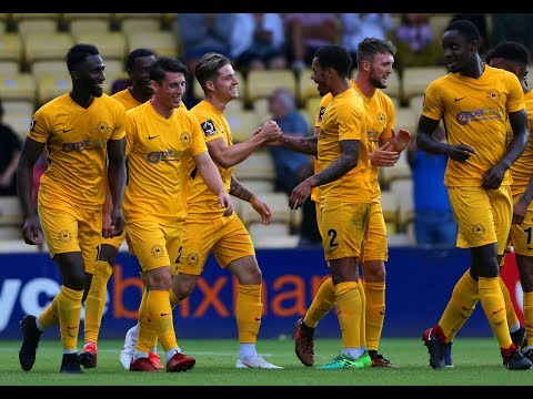 Official TUFC TV | Torquay United 1 - 1 Cardiff City 20/07/18