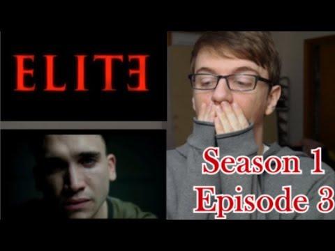 Download Elite Season 1 Episode 3 - Saturday Night - REACTION!!
