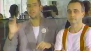 Trio & Klaus Voormann interview 1983