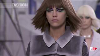 Top Model SAMANTHA GRADOVILLE  portrait Highlights by Fashion Channel