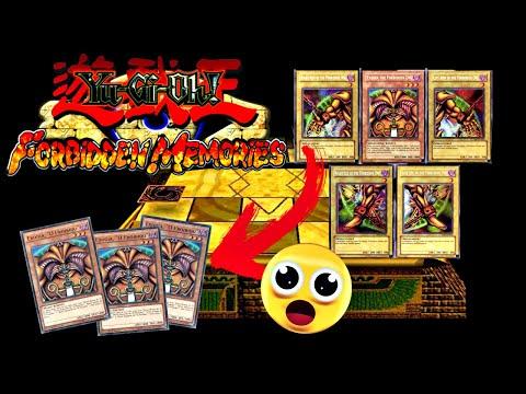 Yu-Gi-Oh Forbidden Memories ' COMO CONSEGUIR QUALQUER CARTA (Cheat Engine)