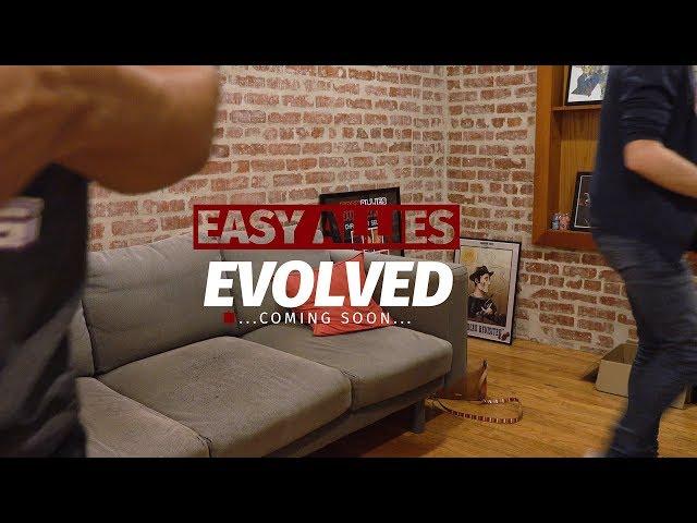 EZA Evolved (Studio Launch Stream) Backstage Trailer   My Easy Allies Videos