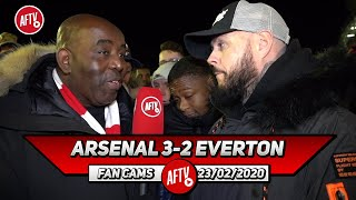 Arsenal 3-2 Everton | Aubameyang Was Like Watching Henry & Leno Redeemed Himself! (DT)