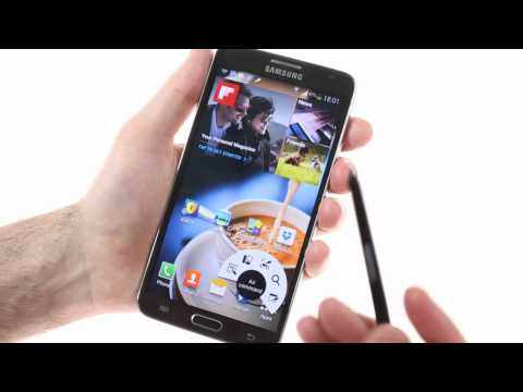 Samsung Galaxy Note 3 Neo: user interface