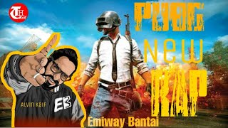 New PuBG rap song by emiway Bantai mama bole to pubg hi khelunga in 2019
