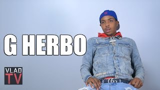 G Herbo on Almost Getting Shot in the Head, Bullet Hole in His Hat (Part 3)
