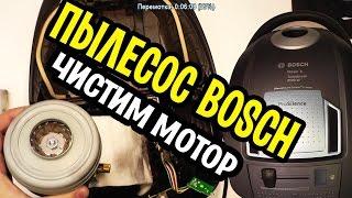 Пылесос BOSCH BGL452125 - Ремонт (Нет Тяги) Калининград