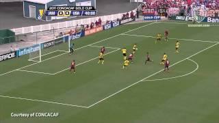 MNT vs. Jamaica: Highlights - June 19, 2011