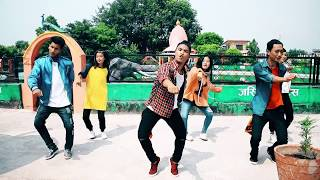 CHIRBIR CHIRBIR CHACHARI | RUDRAPRIYA | DANCE COVER VIDEO BY ACOUSTIC D CREW |