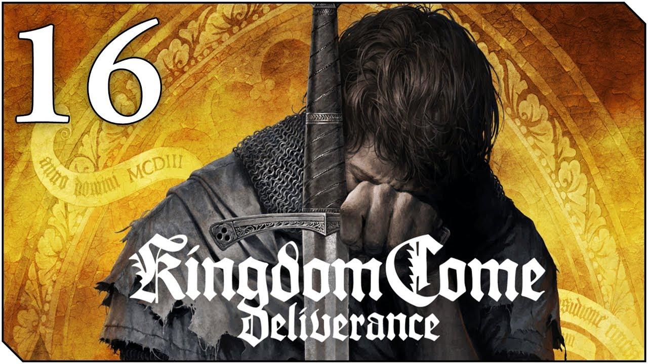 KINGDOM COME DELIVERANCE | Capítulo 16 | El mejor CAPÍTULO de la serie xD Enrique y el cura 10/10