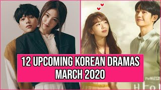 12 upcoming korean dramas coming out in march 2020 please don't forget to subscribe for my channel: https://goo.gl/1fcixx create by romantic tv channel. plea...