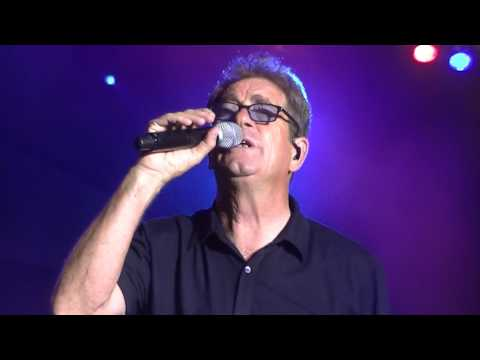 Huey Lewis and the News-The Power of Love live in Oshkosh,WI 7-12-17