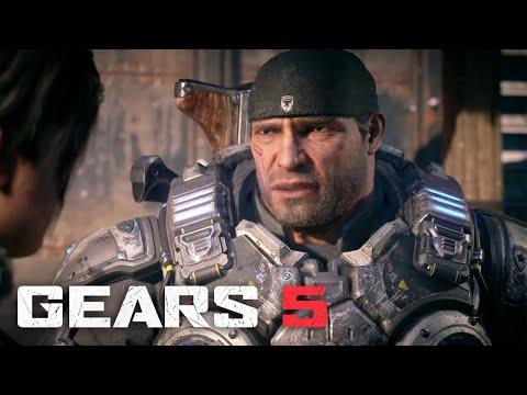Gears of War 5 - Official Announcement Trailer | E3 2018