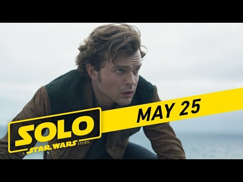 "Solo: A Star Wars Story ""Risk"" TV Spot (:45)"