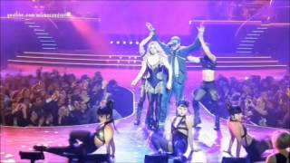 Britney Spears - Slave 4U, Freakshow, Do Somethin Live in Las Vegas