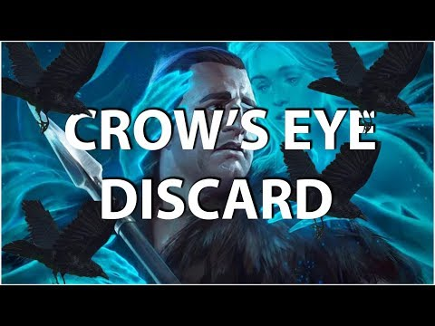 Gwent: The Witcher Card Game - Skellige Crow's Eye Discard deck - King Bran Gameplay thumbnail