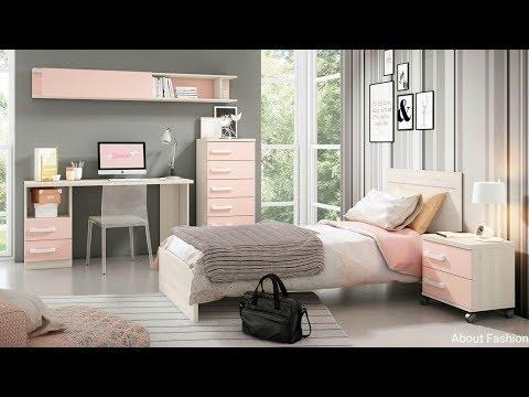 Dormitorios juveniles modernos para chico y chica | Tendencias en decoración diseño interiores 2018