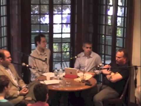 """Buzz Bissinger on """"After Friday Night Lights"""" at the Kelly Writers House, May 12, 2012"""