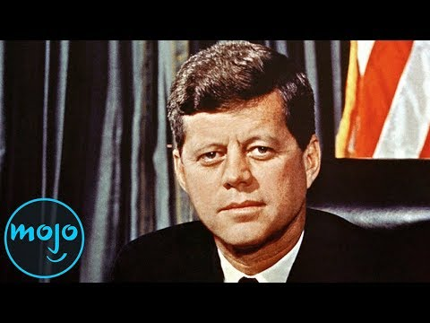 Top 10 Unhealthiest American Presidents Ever