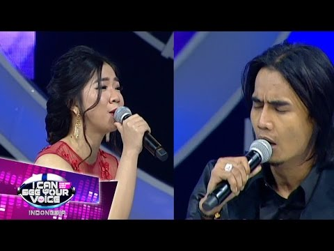 Wohooo! Diva Soprano feat Charly Van Houten Keren Banget! - I Can See Your Voice (10/10)