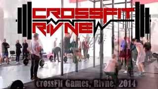 CrossFit Rivne Games 2014
