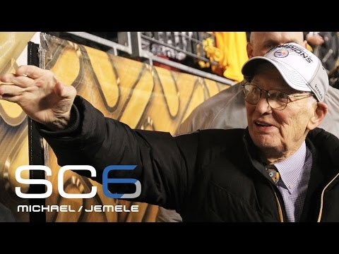 Jerome Bettis Says Dan Rooney Meant Everything To Steelers | SC6 | April 13, 2017