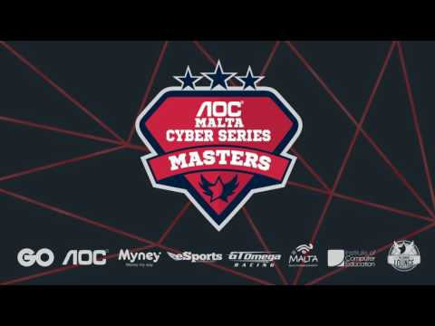 Raving Raptors vs Raving Raptors Academy - The AOC Malta Cyber Series: Masters LoL Groups Day 1
