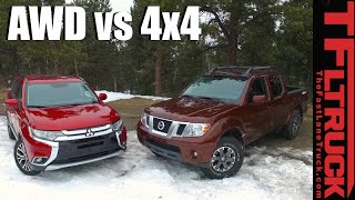 AWD vs. 4x4: How do they perform Off-Road?