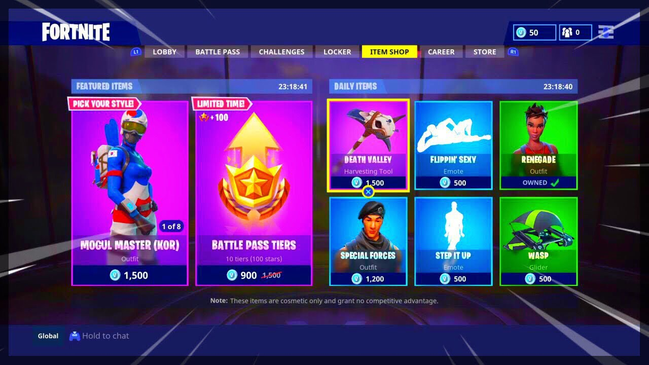 Fortnite ITEM SHOP April 11 2018! NEW Featured items and ...