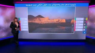إثيوبيا بدأت الملء الثاني لسد النهضة.. ومصر والسودان يطلبان تدخل مجلس الأمن