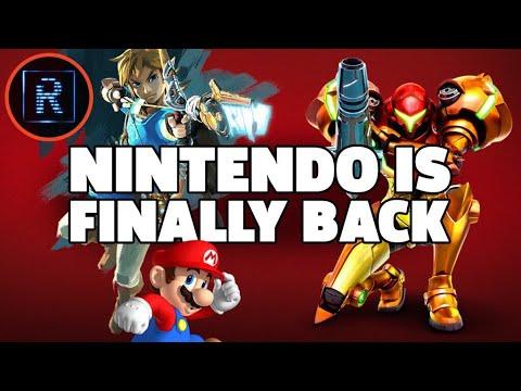 Nintendo, I've Missed You - Reboot Episode 14