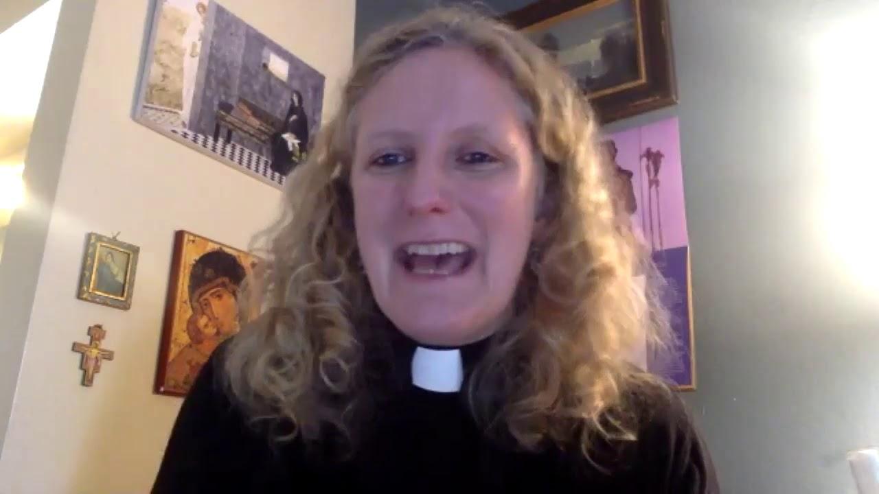 """Waiting With Hope"" (Rev. Liz Milner)"
