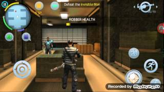 Gangstar vegas invisible man