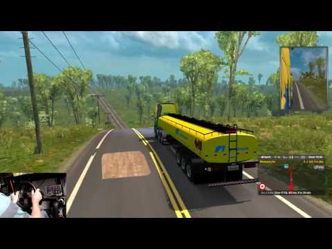 Euro Truck Simulator 2 #Avaré São Paulo