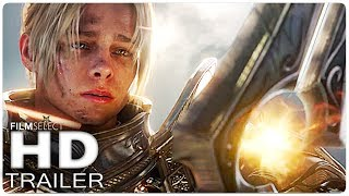 WORLD OF WARCRAFT: BATTLE FOR AZEROTH Cinematic Trailer (2018)
