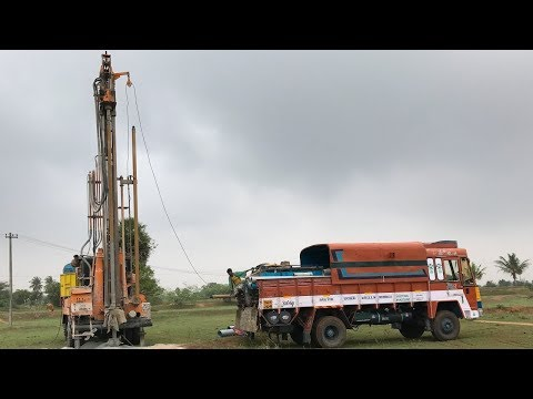 Borewell 100 फिट में फुल पानी Amazing Live Video in CG Rajnandgaon