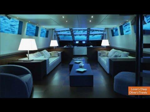 Luxury Submarine Hotel Offers Romantic Undersea Adventure ...
