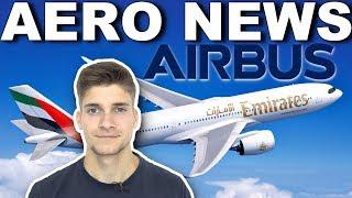 Warum EMIRATES A350 & A330neo kauft! AeroNews