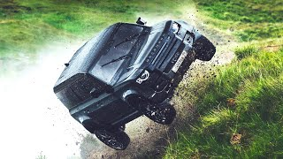 Land Rover Defender 2020 – Perfect SUV for Jumping and Stunts