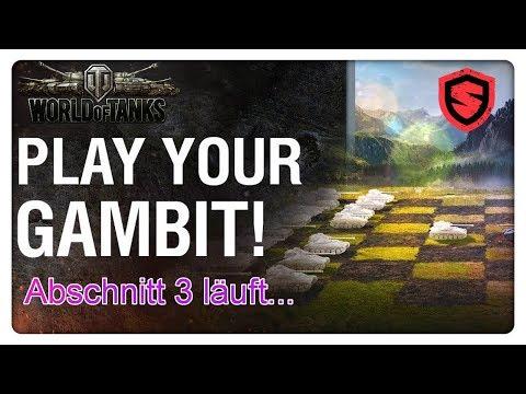 [S4] Clan-Kampagne: Unternehmen Gambit - Abschnitt 3 bis zum Patch
