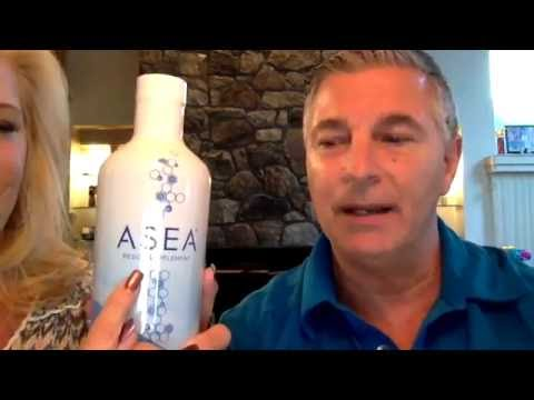ASEA product presentation with Dr Foster and Terri Malmed