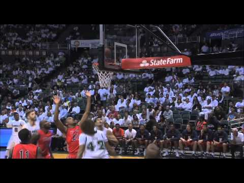 Hawaii Rainbow Warrior Basketball Hype Video 2014-15
