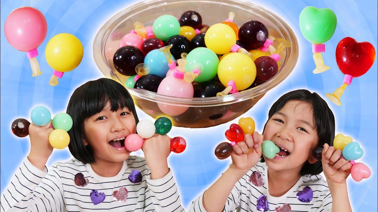 美味しい可愛いデザート♡手作り玉グミ作ってみた♪himawari-CH