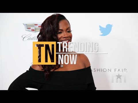 Here We Go Again ... Another Housewife Claims Kandi Burruss Is A Lesbian