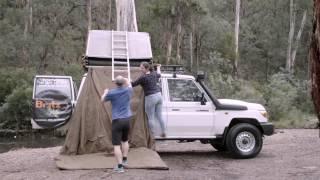 Landcruiser Roof Top Setup Guide